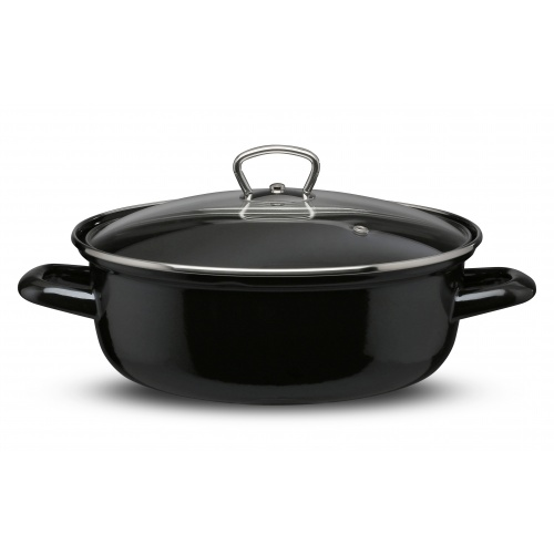 Negra saucepan with glass lid